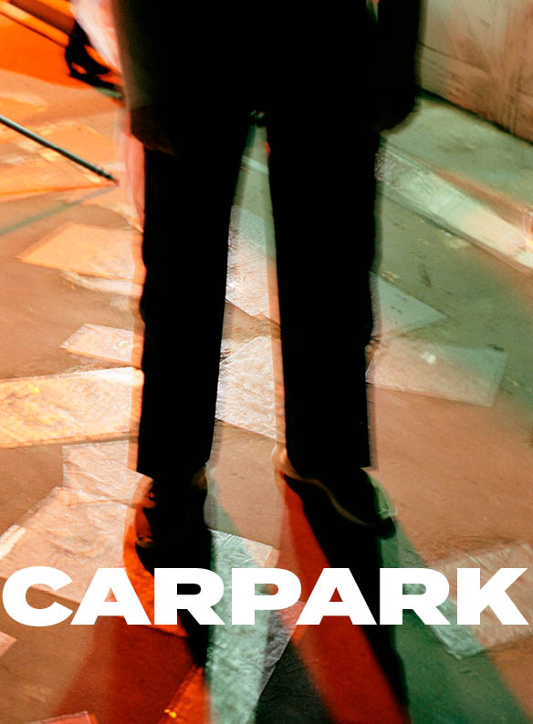 carpark magazine issue 10 cover
